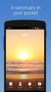 Calm (Calm, Meditate, Relax Sleep) App Screenshot 04