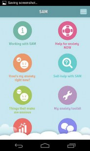 SAM App Self-Help Anxiety Management App Screenshot 03