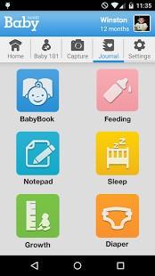 WebMD Baby App Screenshot 03