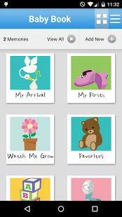 WebMD Baby App Screenshot 04
